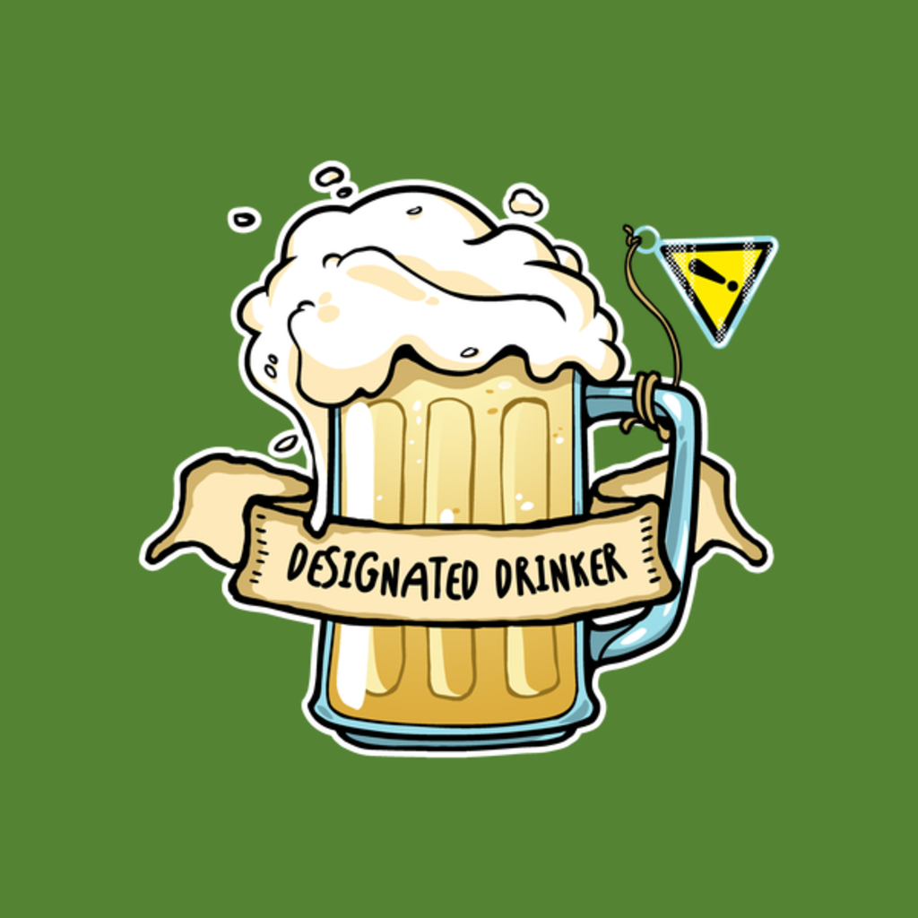 NeatoShop: Designated drinker