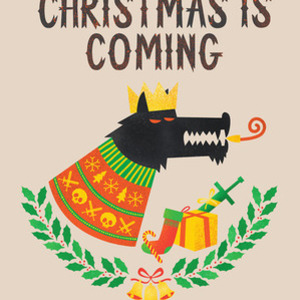 RedBubble: Christmas is coming