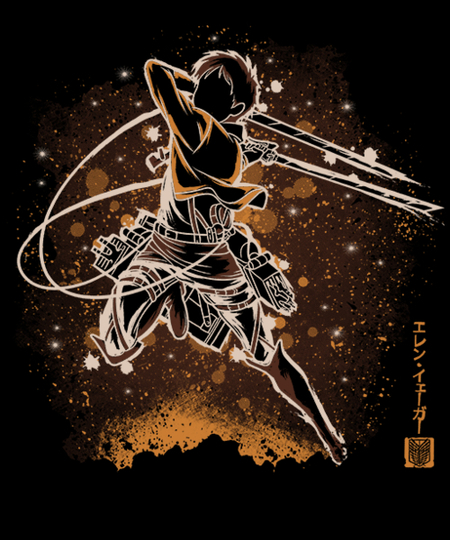 Qwertee: The Scout
