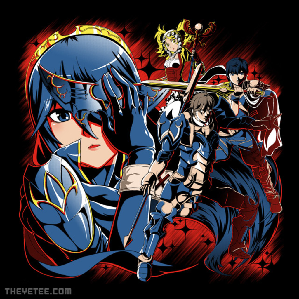 The Yetee: Royal Family