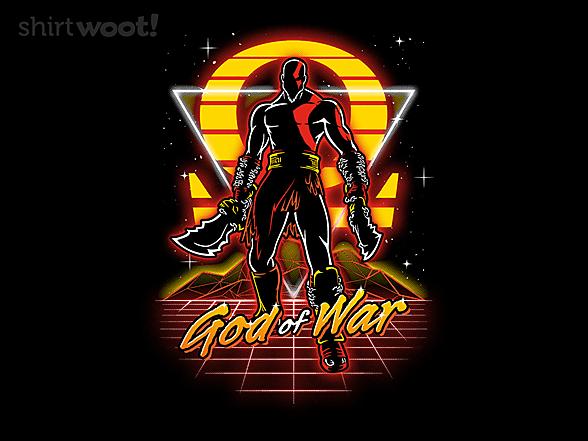 Woot!: Retro War God