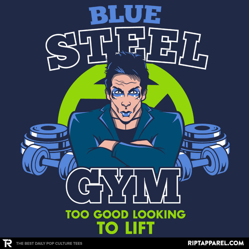 Ript: Blue Steel Gym
