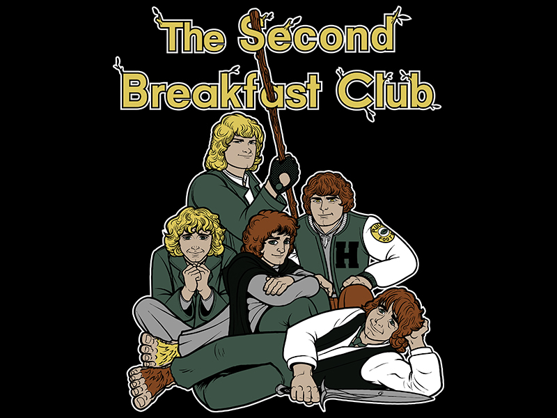 TeeMinus24: The Second Breakfast Club