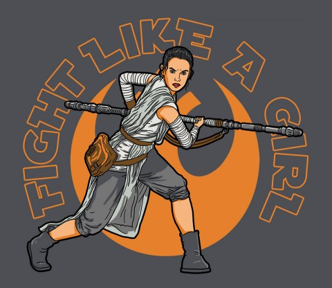 TeeFury: Fight Like a Rebel - Exclusive