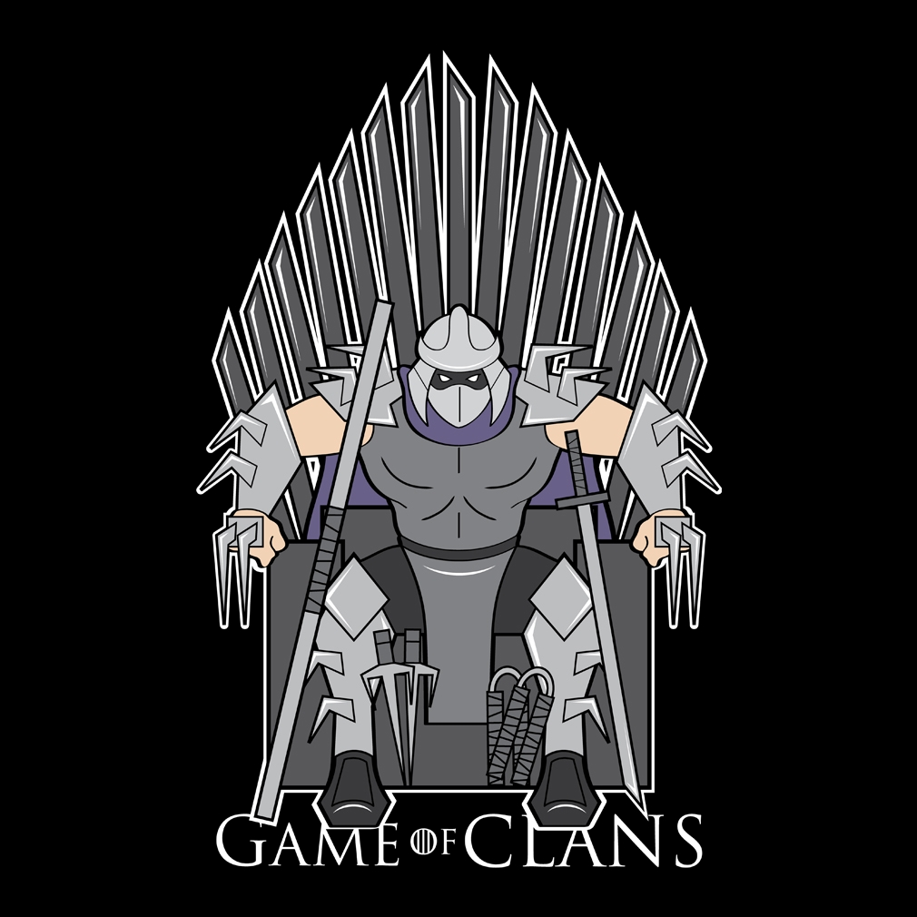 TeeTournament: Game of Clans
