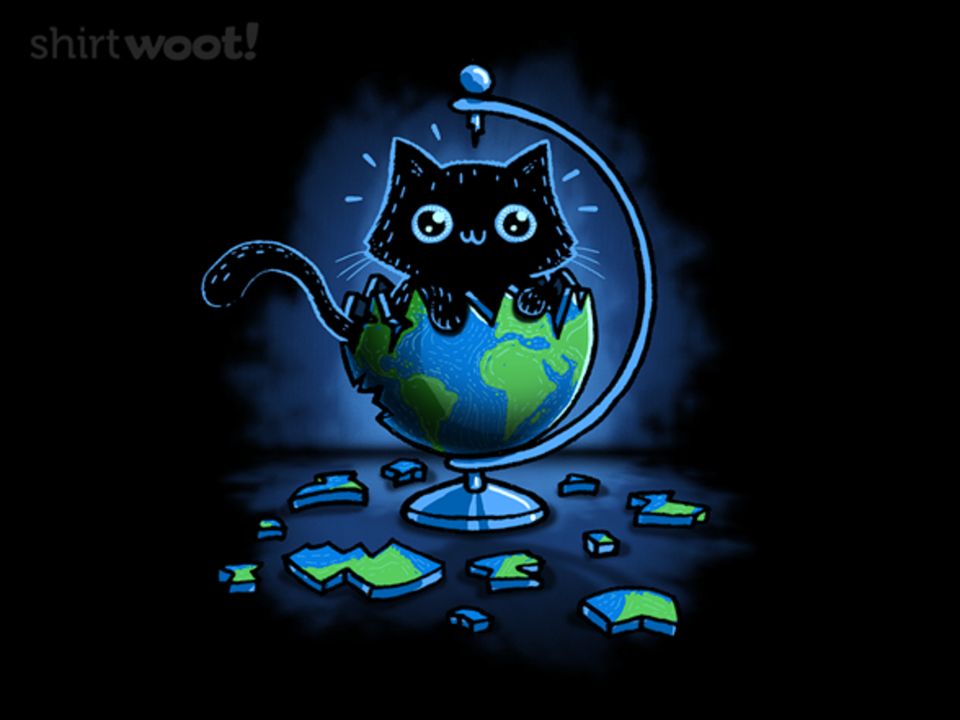Woot!: Purrrfect World