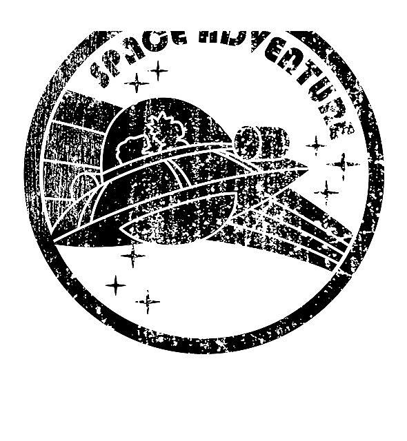 RedBubble: space adventure RICK & MORTY
