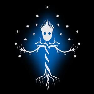 Pop-Up Tee: Guardian Tree of the Galaxy
