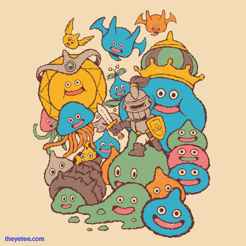 The Yetee: Slime Family