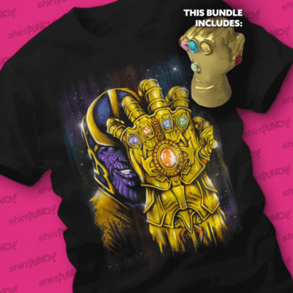 ShirtPunch: Mini Mad Titan Bundle