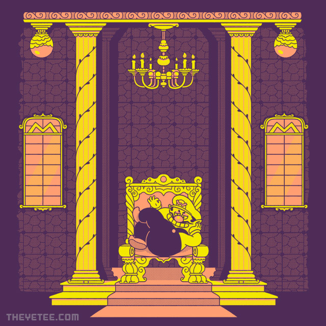 The Yetee: Lonely at the Top