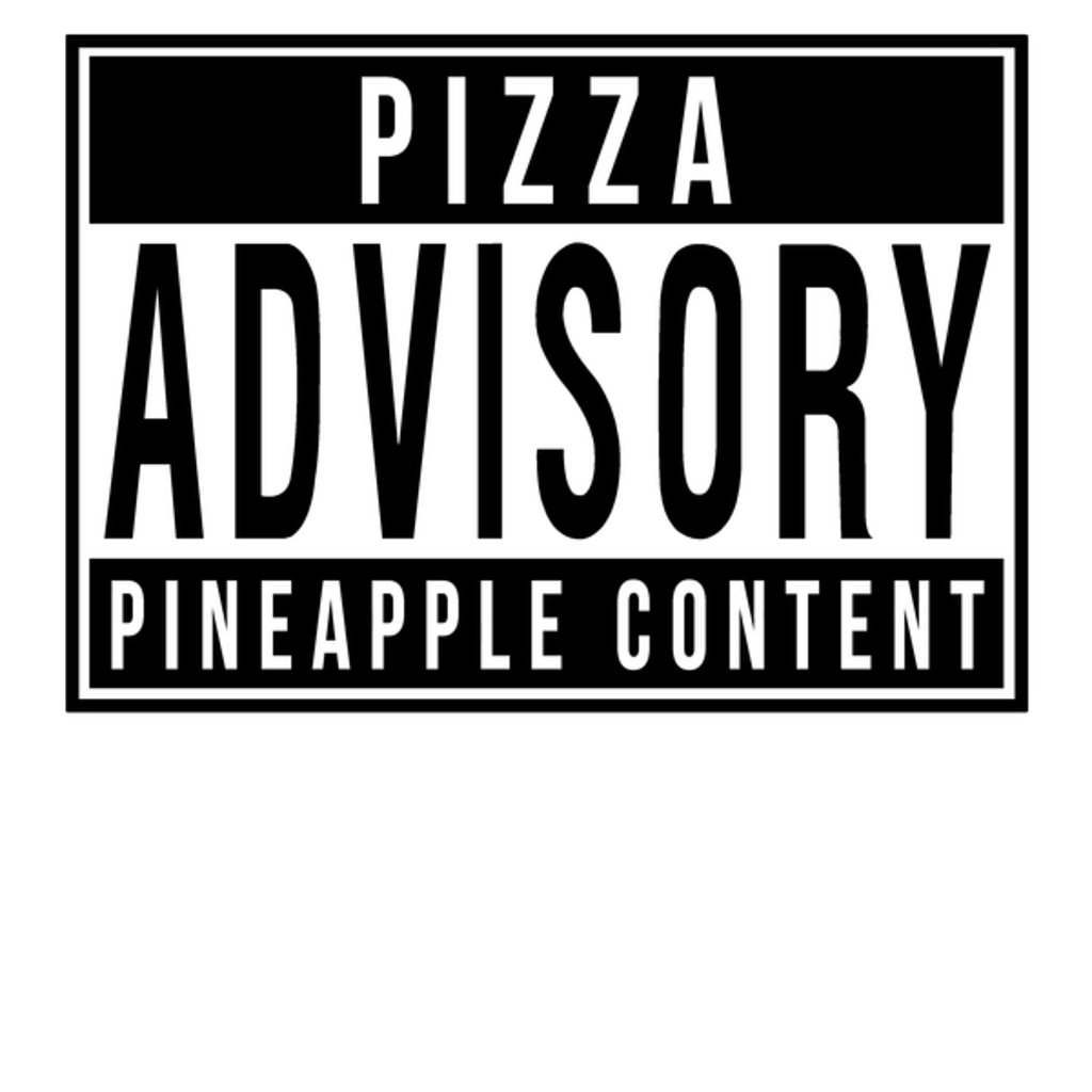 NeatoShop: Pizza Advisory!