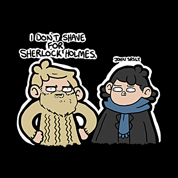 Unamee: I Don't Shave for Sherlock Holmes