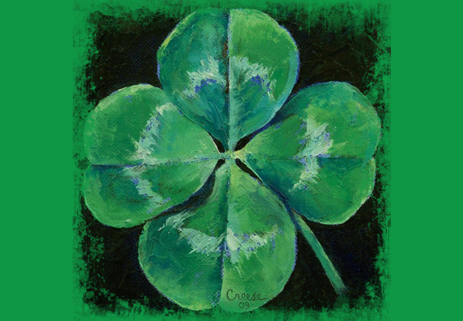 Design by Humans: SHAMROCK