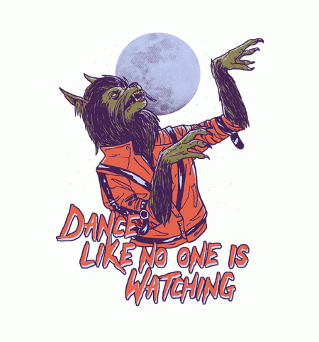 BustedTees: Dance Like No One Is Watching