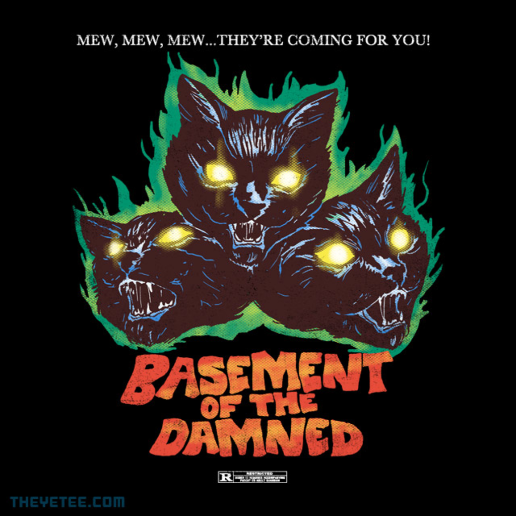 The Yetee: Basement of the Damned
