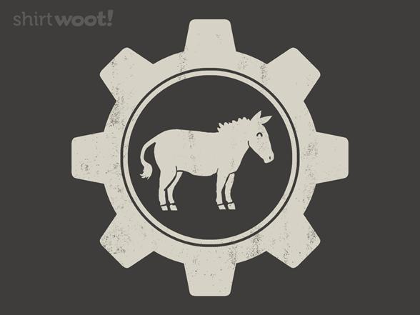 Woot!: Ass in Gear