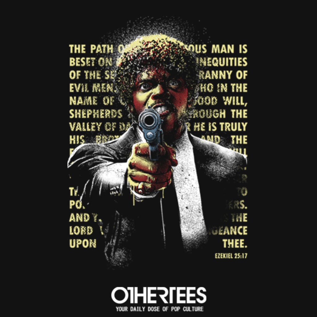 OtherTees: The Path of Righteous Man