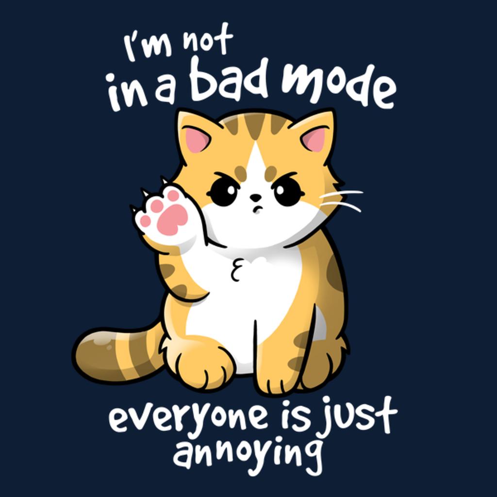 NeatoShop: bad mode