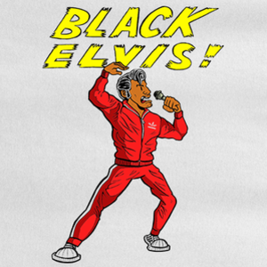My Main Man Pat: Black Elvis