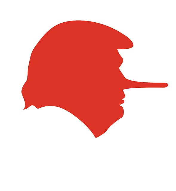 RedBubble: Trump-nocchio