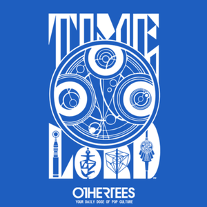 OtherTees: Time Lord