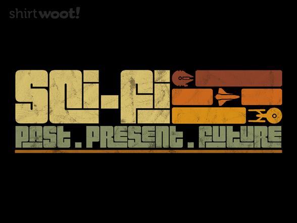Woot!: Retro Sci-Fi