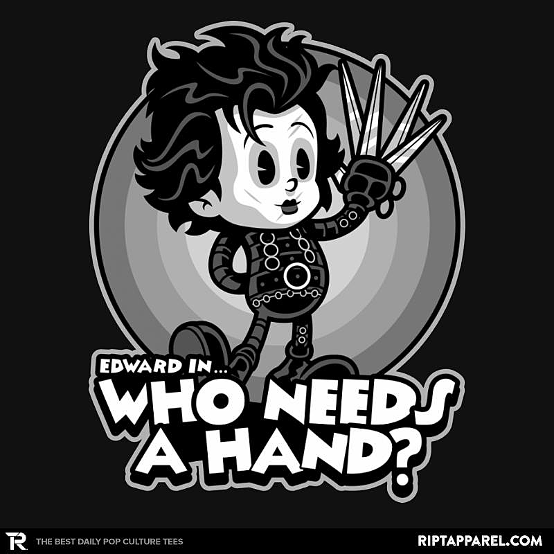 Ript: Who Needs A Hand?