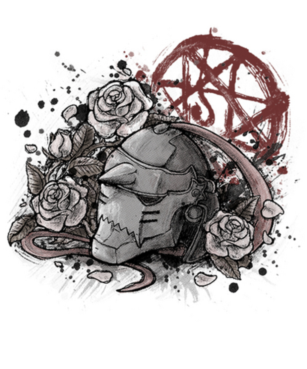 Qwertee: Bloody Memories