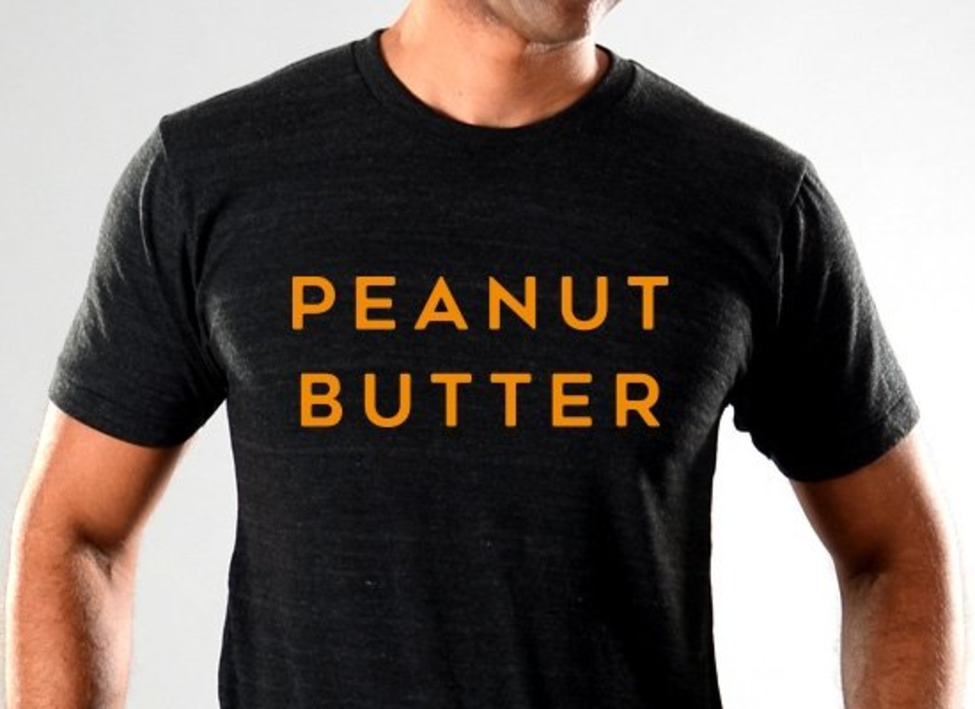 SnorgTees: Peanut Butter Limited Edition Tri-Blend