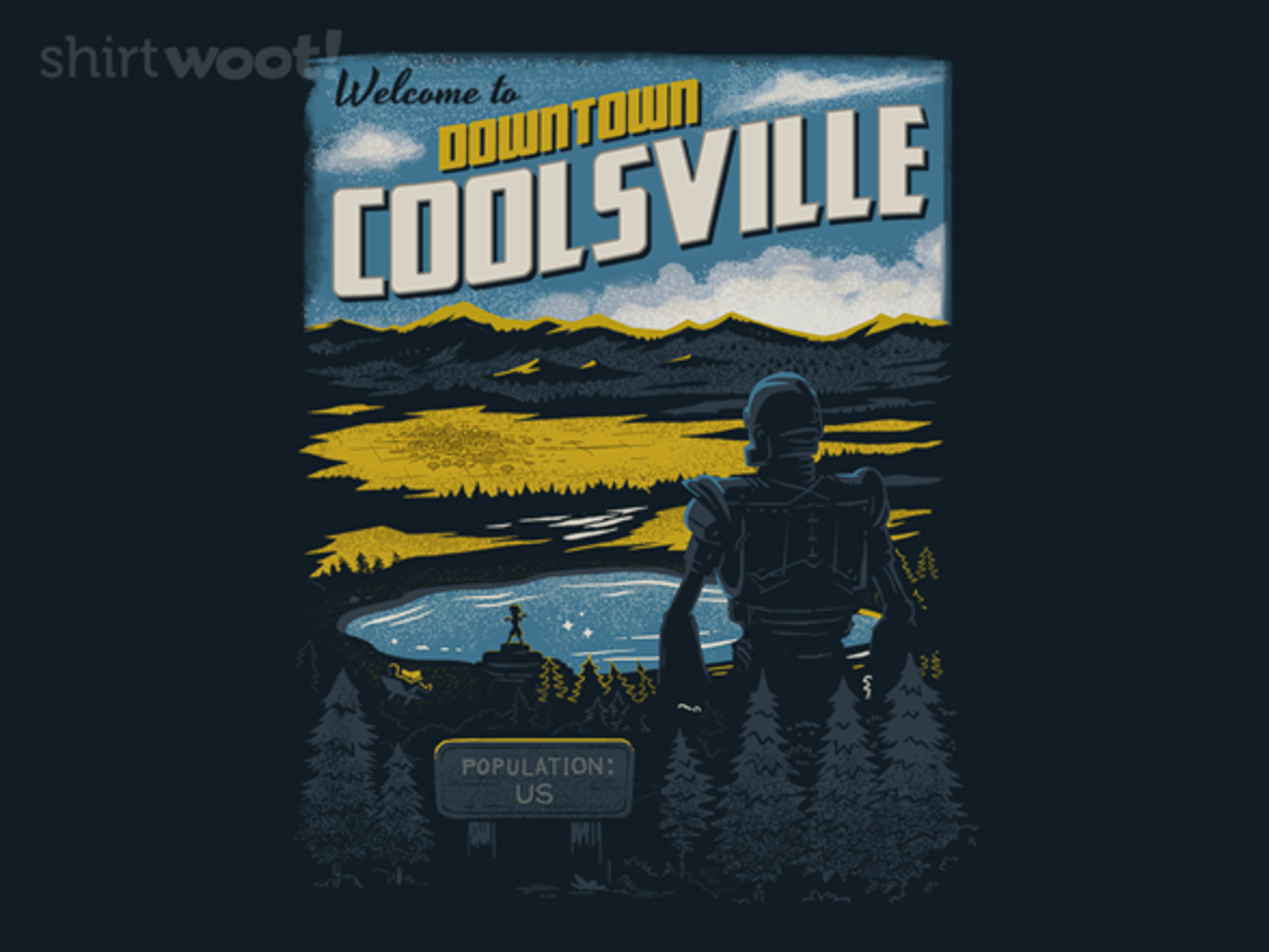Woot!: Welcome to Downtown Coolsville