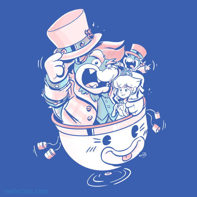 The Yetee: Just Kidnapped
