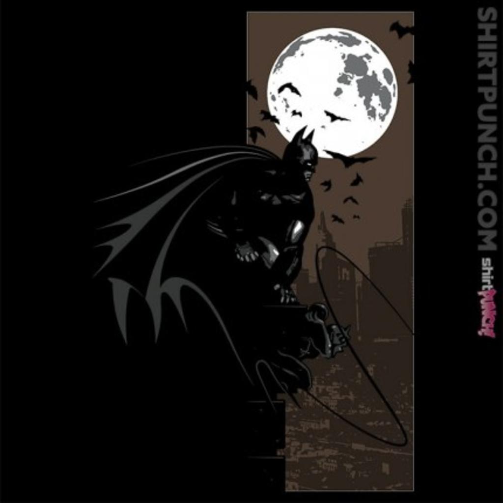 ShirtPunch: Savior of the City