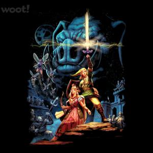 Woot!: Link Wars