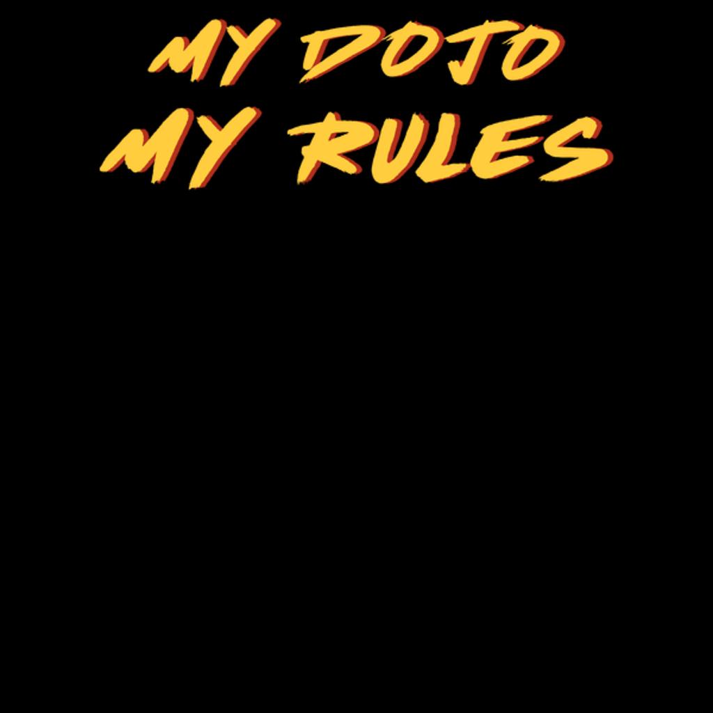 NeatoShop: My Dojo