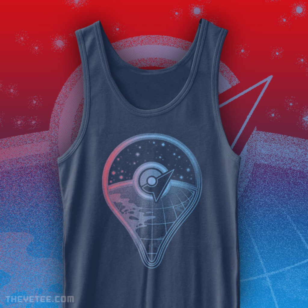 The Yetee: GO MASTER TANK!