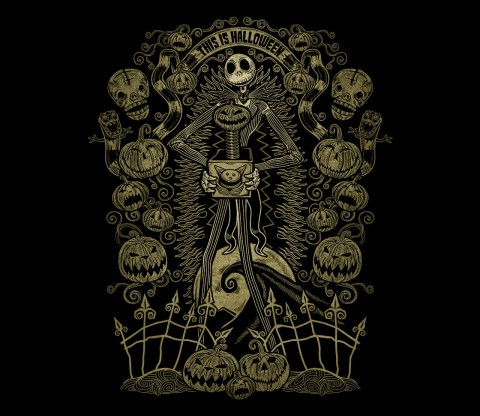 TeeFury: Our Skeleton