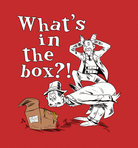 BustedTees: What's in the Box