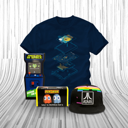 ShirtPunch: Retro Gaming Bundle