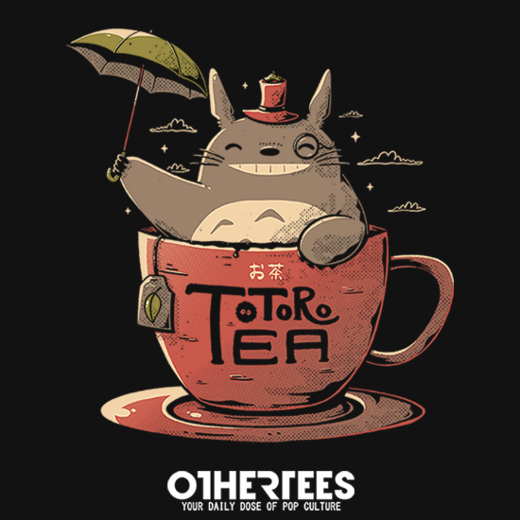 OtherTees: Neighbor Tea