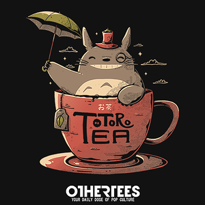 OtherTees: Neighbor Tea
