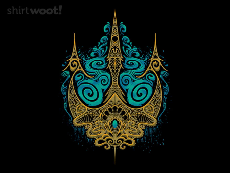 Woot!: Aqua Trident