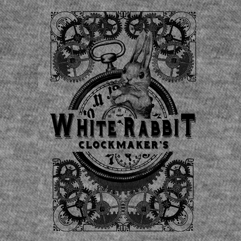 Pampling: White Rabbit Clockmaker's