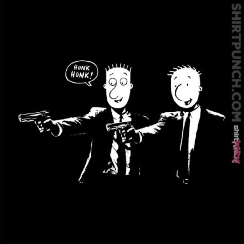 ShirtPunch: Doug Fiction