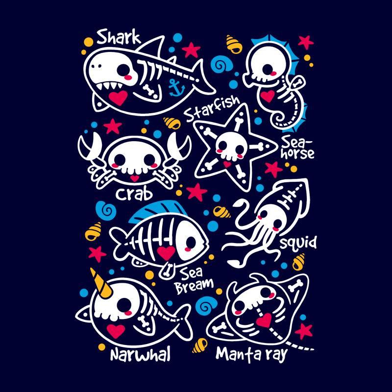 Pampling: Sea Skeletons