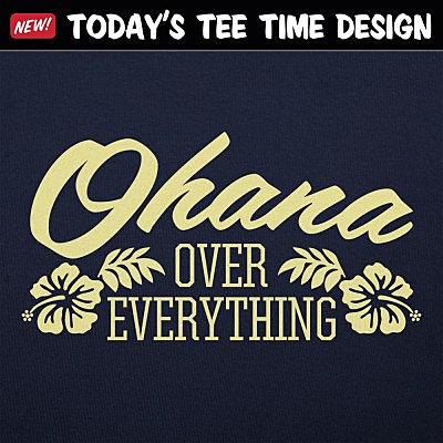 6 Dollar Shirts: Ohana Over Everything