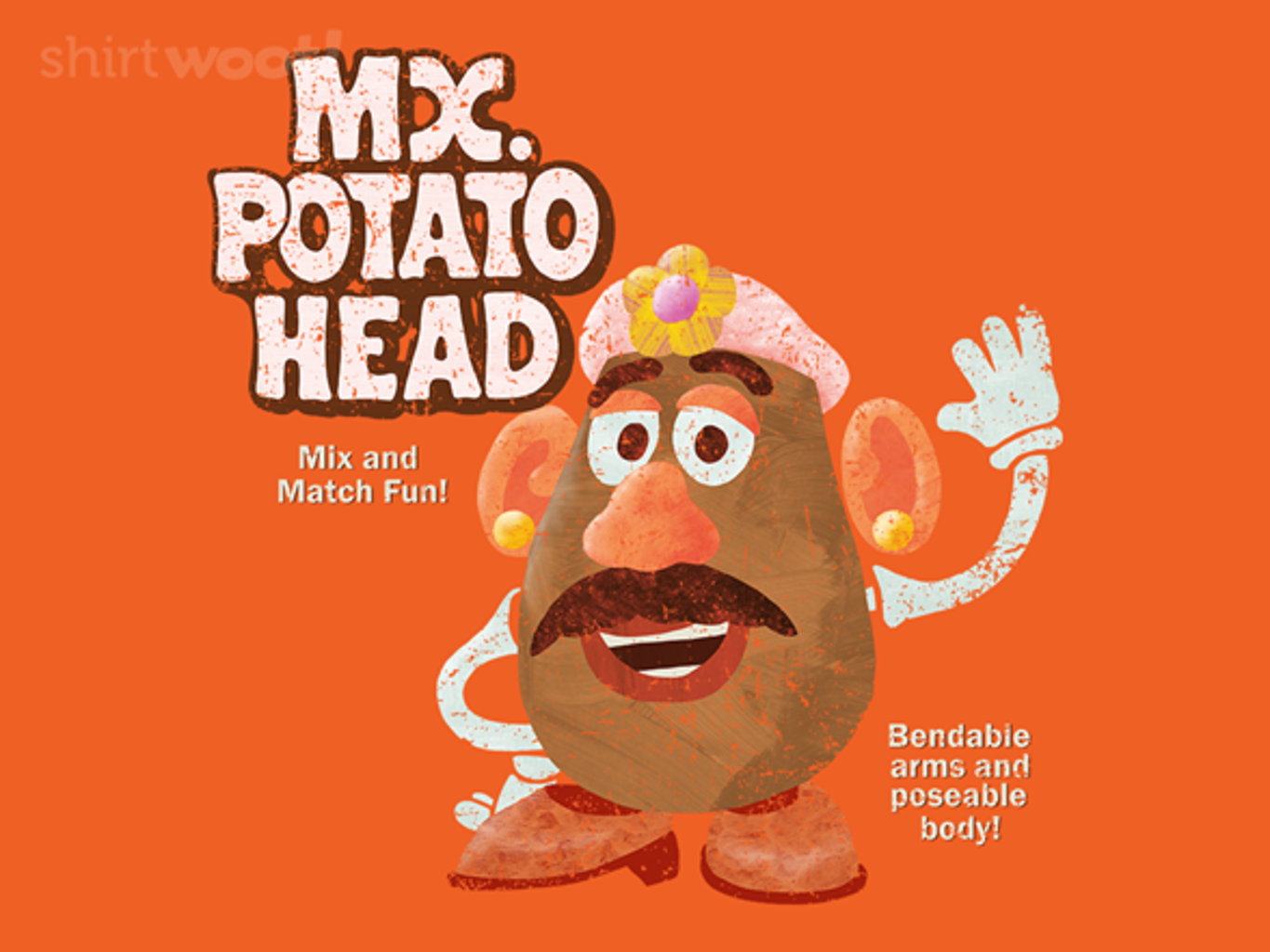 Woot!: Mx. Potato Head