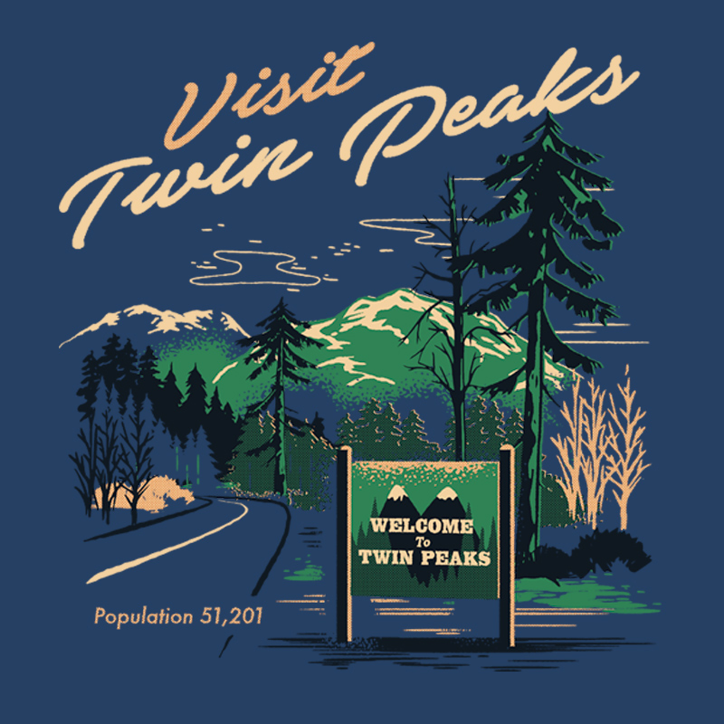 Pampling: Welcome To Twin Peaks