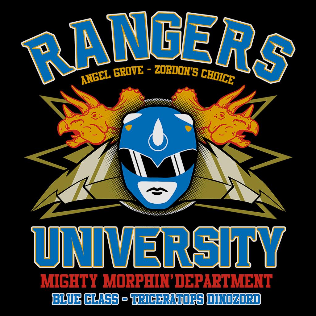 Pop-Up Tee: Rangers U Blue