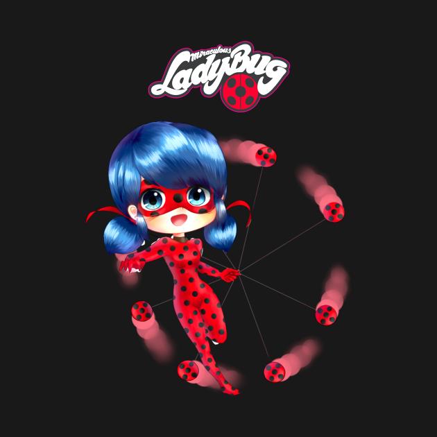 TeePublic: Miraculous Ladybug
